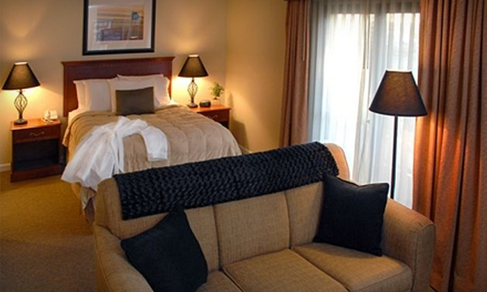 Chase Suite Hotel - Lincoln: $59 for Chase Suite Hotel's One-Night Sweetheart Package ($119 Value)
