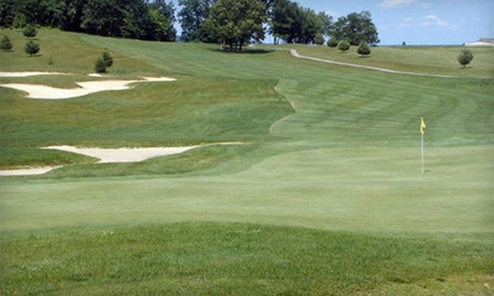Auburn Hills Golf Club - Farmview - Ramble: Golf Outing for Two on Monday–Thursday or Friday–Sunday at Auburn Hills Golf Club in Riner (Up to Half Off)