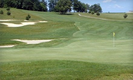Round of Golf for 2, Including Cart Rental and Redeemable Monday-Thursday - Auburn Hills Golf Club in Riner