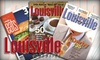 "55% Off ""Louisville"" Magazine"