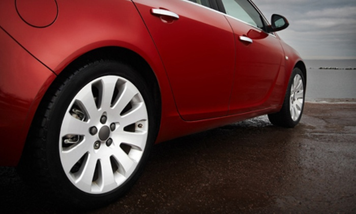 Five Star Tires - Sunset Hills,Hollywood: $30 for $100 Worth of Tires, Wheels, and Auto Services at Five Star Tires
