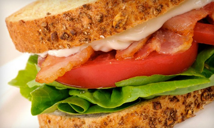 Penny Ann's Cafe - People's Freeway: $6 for $12 Worth of Café Fare at Penny Ann's Cafe