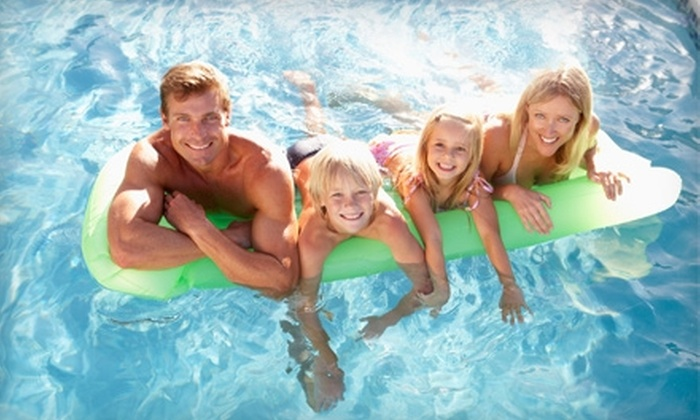 River Community Center - Raytown: $99 for a Summer Family Season Pass to River Community Center in Raytown ($215 Value)