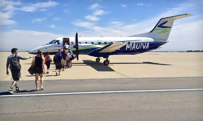7-Day AirCruise of U.S. West - San Francisco, Las Vegas, Yosemite, and Grand Canyon: Seven-Day AirCruise of the US West Coast with Flights, Hotels, Tours, and Meals from Mauiva AirCruise