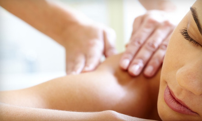 Dynamic Chiropractic - Rochester: $30 for One-Hour Massage Plus 15 Minutes of Cold-Laser Therapy at Dynamic Chiropractic in Rochester ($60 Value)