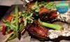 Amaya Bar and Grill - Brighton: $10 for $20 Worth of Indian Cuisine at Amaya Bar & Grill