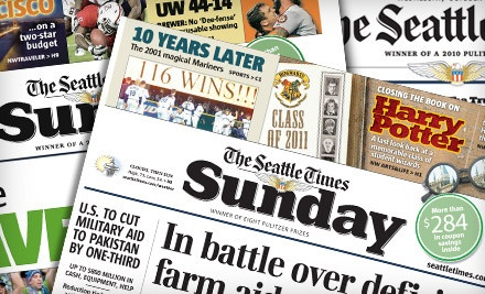 52-Week Sunday Subscription (a $163 value) -