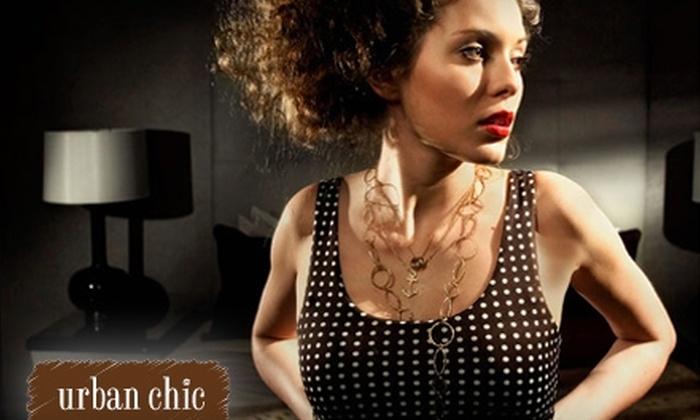Urban Chic - Parole: $25 for $75 Worth of Designer Clothing at Urban Chic