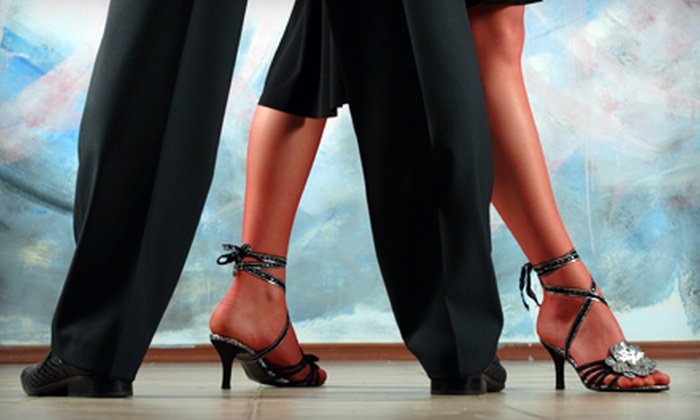Omaha Ballroom - Millard: $20 for 30 Days of Unlimited Dance and Fitness Classes for Two at Omaha Ballroom ($100 Value)