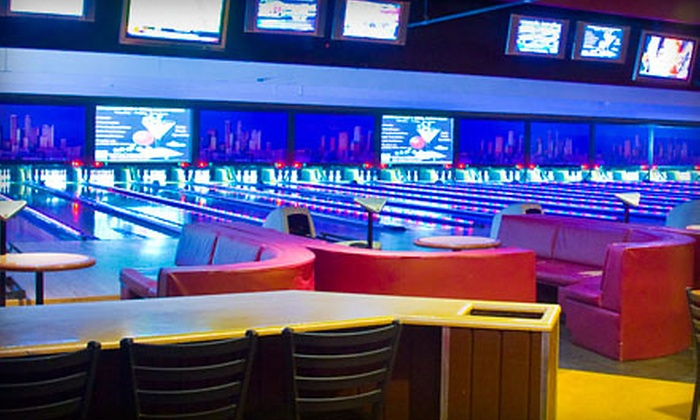 Concourse Bowling Center - Northeast Anaheim: $20 for Two Hours of Bowling and Shoes for Up to Four at Concourse Bowling Center (Up to $72 Value)