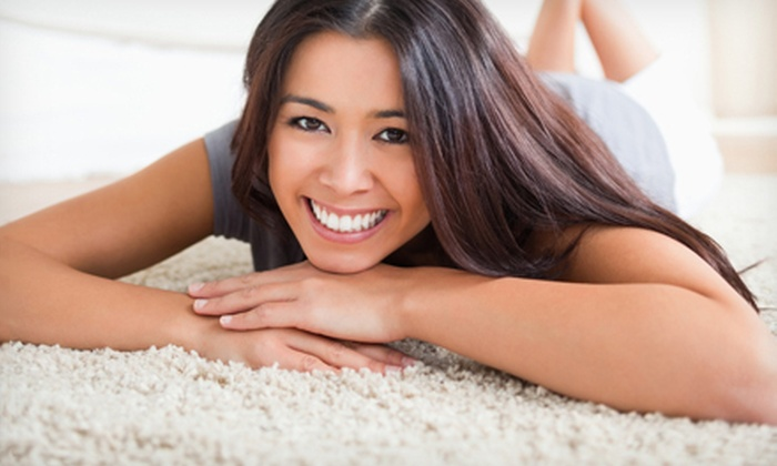 The Dirt Doctor - Fort Worth: Carpet Steam Cleaning of Three Rooms and Hallway or One Full House from The Dirt Doctor (Up to 70% Off)