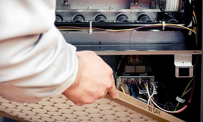 Home Service Corporation - Melvindale: $49 for an Air Conditioner or Furnace Tune-Up from Home Service Corporation ($99.95 Value)