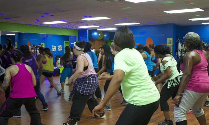 Brickhouse Cardio Club - Northdale: Four Weeks of Unlimited Zumba Classes at Brickhouse Cardio Club Tampa, FL (70% Off)