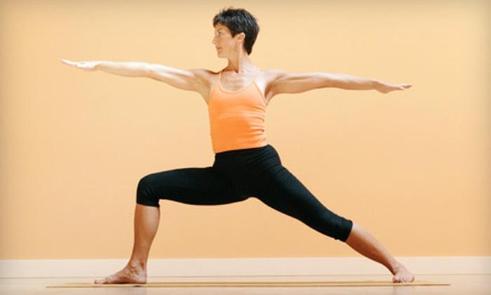 Mystic Fitness Yoga Studio - Framingham: 10 or 15 Classes at Mystic Fitness Yoga Studio in Framingham (Up to 80% Off)
