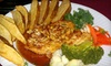 Half Off at DEKS American Restaurant in Rocky Point