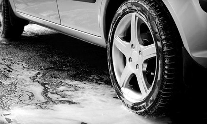 Major Car Wash - Multiple Locations: Three Car Washes at Major Car Wash (Up to 58% Off). Three Locations Available.