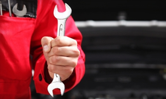 Seredni Tire & Auto Center - Multiple Locations: $20 for an Oil Change and Tire Rotation at Seredni Tire & Auto Center ($50.95 Value)
