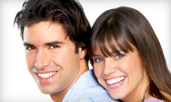 Sparkling Teeth Whitening Smile Clinic - Edmonton: Teeth-Whitening Sessions at Sparkling Teeth Whitening Smile Clinic (Up to 80% Off). Four Options Available.