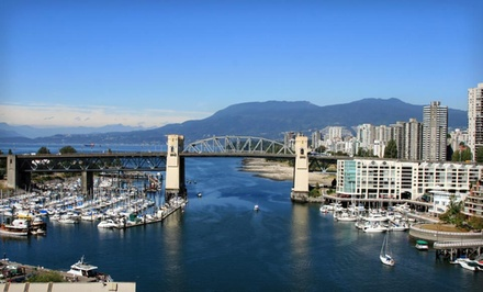 One-Night Stay for Two Adults in a Deluxe Suite - Delta Vancouver Suites in Vancouver