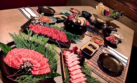 Tangier Korean BBQ: $25 Groupon for Lunch - Tangier Korean BBQ in Los Angeles