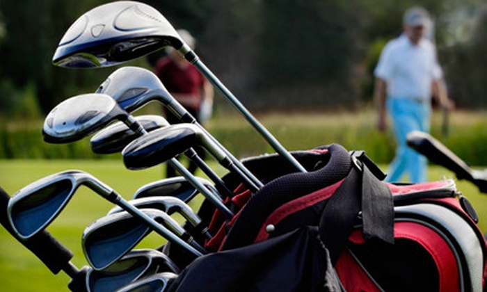 Golf Exchange - Multiple Locations: $20 for $40 Worth of Golf Equipment at Golf Exchange