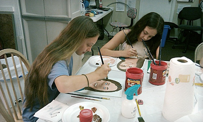 Art Student Academy - Brassfield: $65 for a Summer Art Camp for Kids Aged 8–11 or 12–15 in June or July at Art Student Academy in Franklinton ($130 Value)