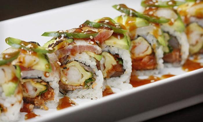 Wasabiya Japanese Cuisine - Highlands: $15 for $30 Worth of Japanese Dinner Fare and Drinks at Wasabiya Japanese Cuisine