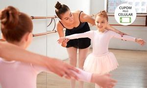 Ballet Tailana Martho - Escola de Danças: Ballet Tailana Martho – Jardim Panorama: 1, 3 ou 6 meses de aulas de balé infantil, baby class ou  jazz adulto