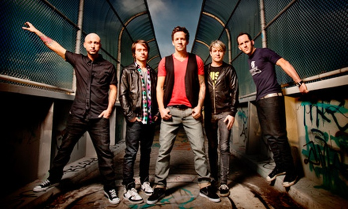 Simple Plan - Downtown Pomona: One Ticket to See Simple Plan at The Glass House in Pomona on October 31 at 7 p.m. (Up to $28 Value)