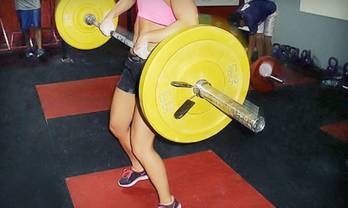 CrossFit 428 - Brandon: 16 or 24 One-Hour Workout Sessions at CrossFit 428 (Up to 77% Off)