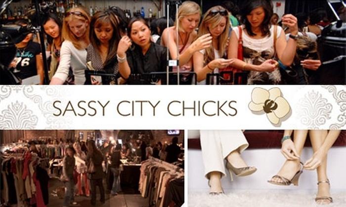 Sassy City Chicks Fashion Bash - Little Haiti: $7 for Tote Ticket to Sassy City Chicks Fashion Bash