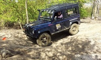 4x4 Off-Road Land Rover Driving Experience for One, Two or Four with I Can Experience (Up to 78% Off)