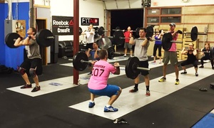CrossFit Diem: Two-Month Membership for One or Two at CrossFit Diem (81% Off). Four Options Available.