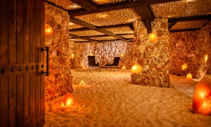 Salt Santa Barbara: One, Five, or Ten 45-Minute Salt-Cave Sessions and $10 Credit at Salt Santa Barbara (Up to 57% Off)