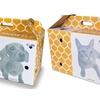 Cardboard Pet Shuttle