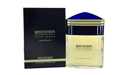 Boucheron Pour Homme Eau de Toilette for Men (3.3oz.)