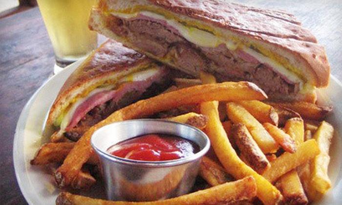 Habana - Dawson: $10 for $20 Worth of Cuban Food and Drinks at Habana