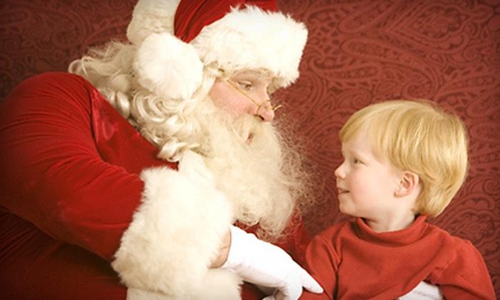Santa's Helper: $9 for a Letter from Santa from Santa's Helper ($19.99 Value)