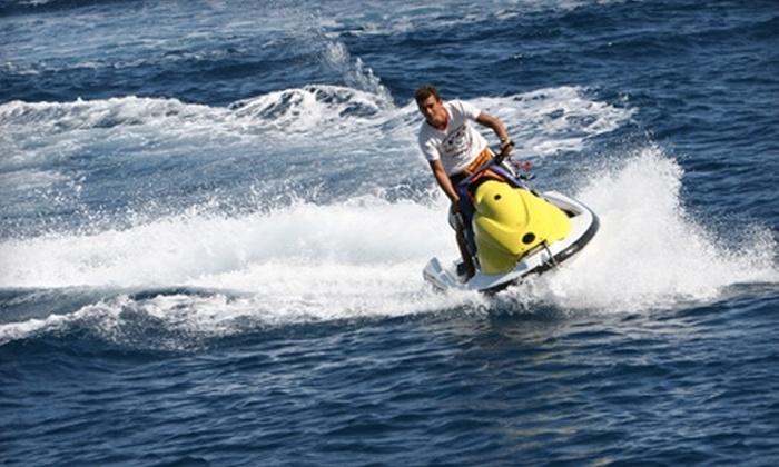 Big Fun Sports - Ankeny: $90 for a Three-Hour Jet-Ski Rental from Big Fun Sports ($200 Value)