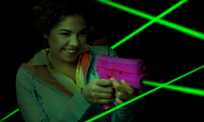 Grand Slam USA - Malvern: Indoor Fun-Park Excursion with Laser Tag and Mini Golf for Two or Four on a Weekend or Weekday at Grand Slam USA in Malvern