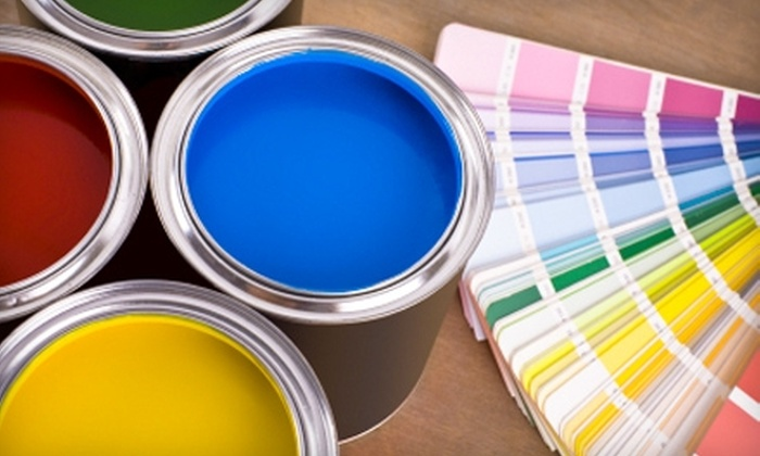 Parker Paint - Multiple Locations: $20 for $40 Worth of Paint and Supplies at Parker Paint