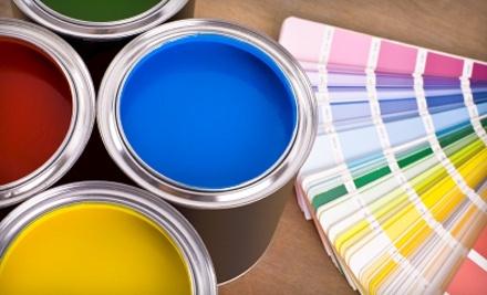 Parker Paint - Parker Paint in
