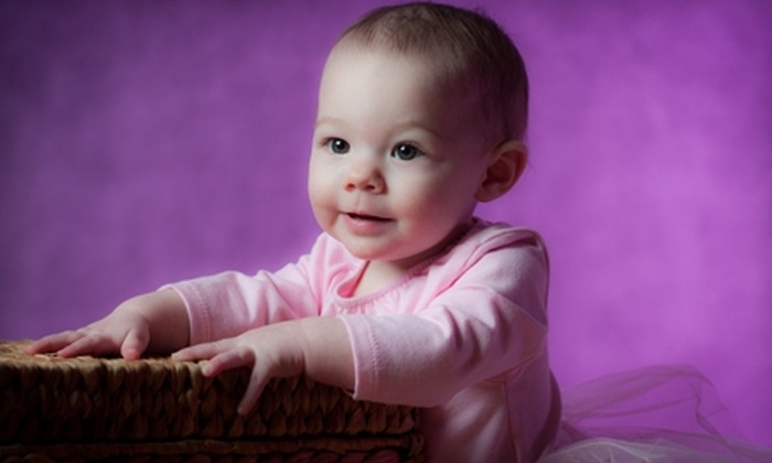 LH Images - Winder: $59 for a One-Hour Photo Session, an Image CD with a Video Slide Show, and a Print Package at LH Images in Winder ($275 Value)