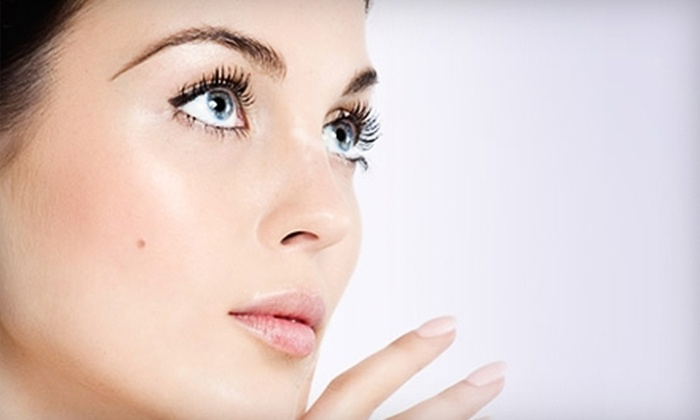 Face & Body, Inc. - Mid City South: $30 for Spa Mani-Pedi or $50 for a Summer Spa Facial at Face & Body, Inc.