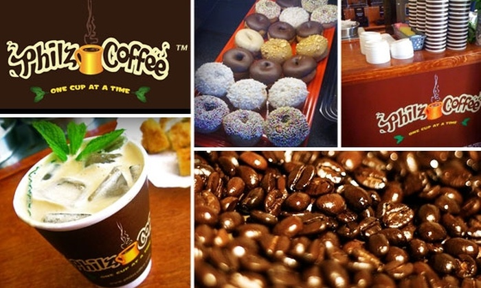 Philz Coffee in San Francisco, California | Groupon