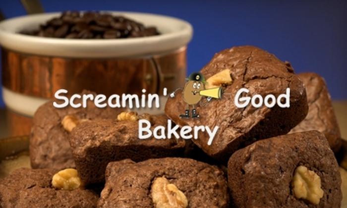 Screamin' Good Bakery: $15 for a Dozen Gluten-Free Sweets from Screamin' Good Bakery