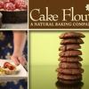 Half Off at Cake Flour