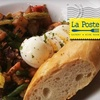 Half Off Gourmet Fare at La Poste