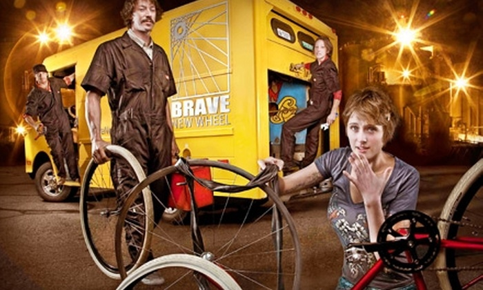 Brave New Wheel - University Park: $22 for a Basic Bicycle Tune-Up at Brave New Wheel in Fort Collins ($49 Value)