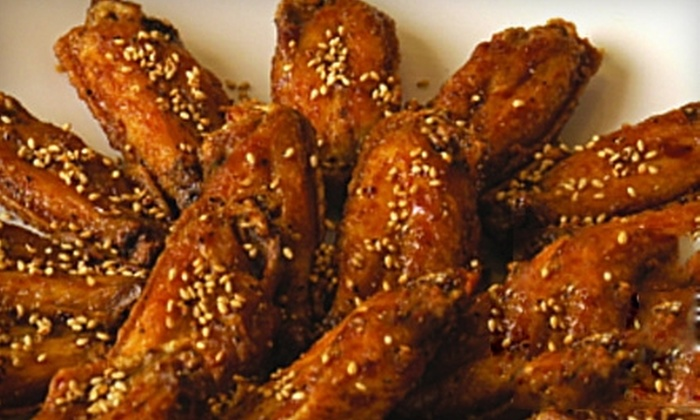 Tebaya - Chelsea: $5 for $10 Worth of Japanese-Style Wings, Sandwiches, and Drinks for Carryout at Tebaya
